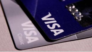Visa的m-cap现在不仅仅是拥有它的其他银行摩根大通