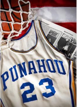 奥巴马的高中篮球运动衫售价为12万美元
