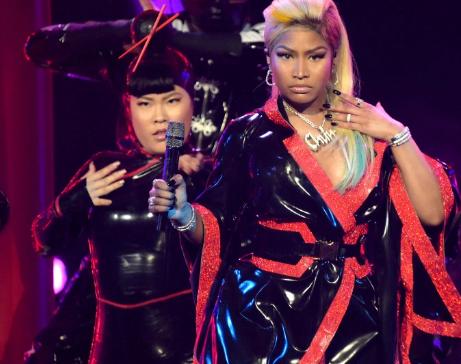 Nicki Minaj发推文表示她正在退休