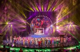 善意 礼物作为2020年沃特福德水晶时代广场除夕舞会主题揭幕