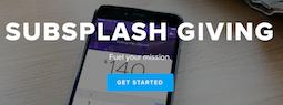 引入Subsplash消息传递 这是一种创新的应用内通信工具