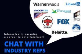娱乐业邀请媒体和娱乐领域的资深人士主持虚拟峰会