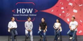 华为使来自世界各地的开发人员更容易进入市场