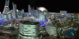 气候控制的城市是迪拜最新的巨型项目