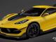 在克尔维特CorvetteZ06原型下方发现的新细节